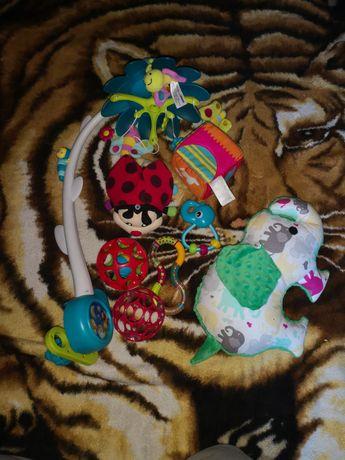 Zabawki 3 dla niemowlaka