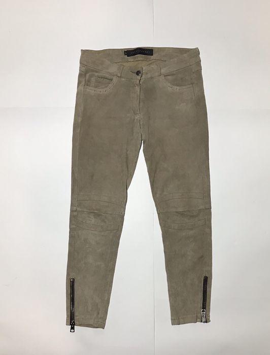 Женские кожаные , замшевые штаны ventcouvert Лугины - изображение 1