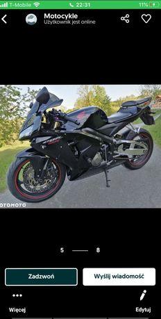Honda CBR 600rr na A2