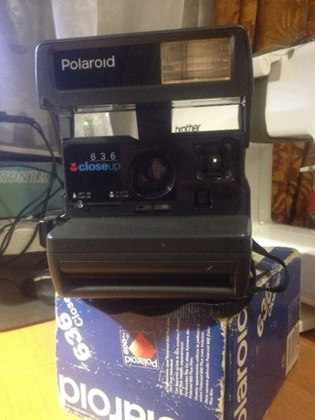 Фотоаппарат Polaroid 636 оригинал