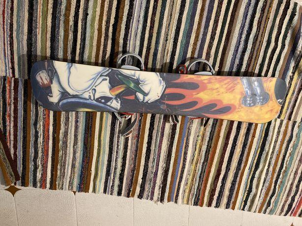 Prancha de snow board pra criança
