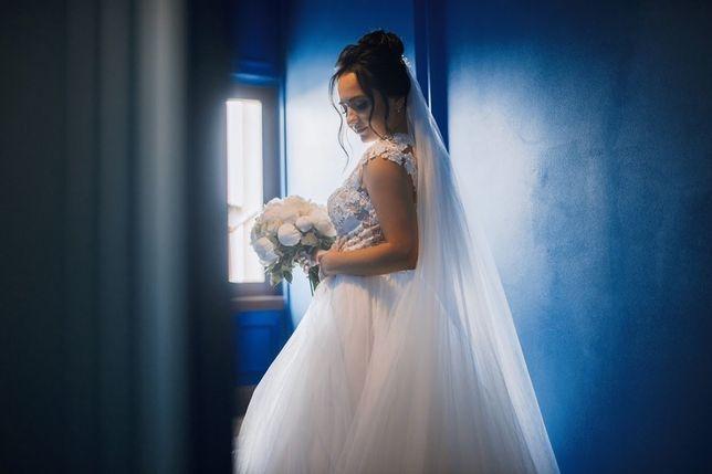 Свадебное платье MillaNova весільна сукня Melani