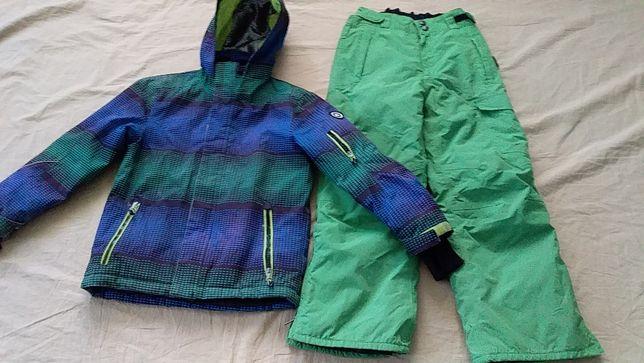 Костюм лыжный подростковый для девочки,для мальчика - KILLTEC -140