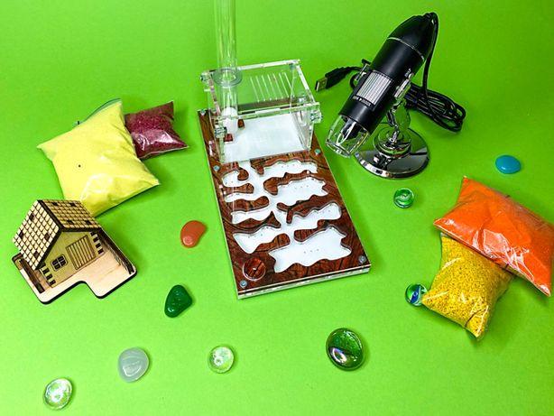 Муравьиная ферма (Формикарий) для муравей жнец space
