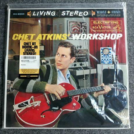 Chet Atkins vinil selado audiófilo Living Stereo