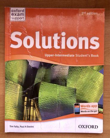 Solutions upper-intermediate