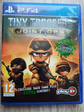 Tiny Troopers ps4