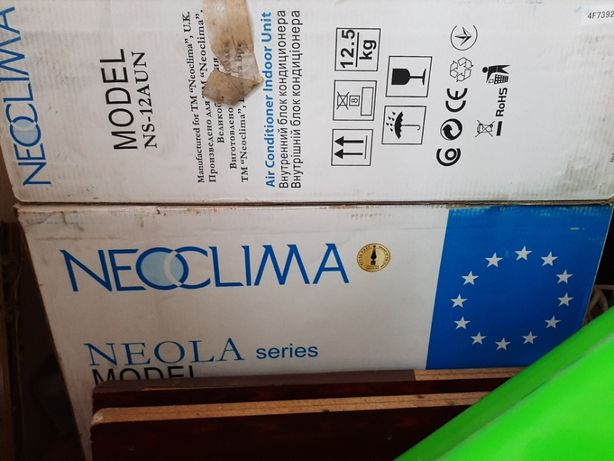 кондиционер neoclima model ns 12 aun
