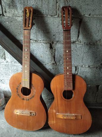 Две гитары,три струны