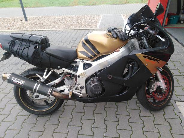 Honda CBR 900RR SC33 99r. Polift Sprawna Tanio wazne oc przeglad