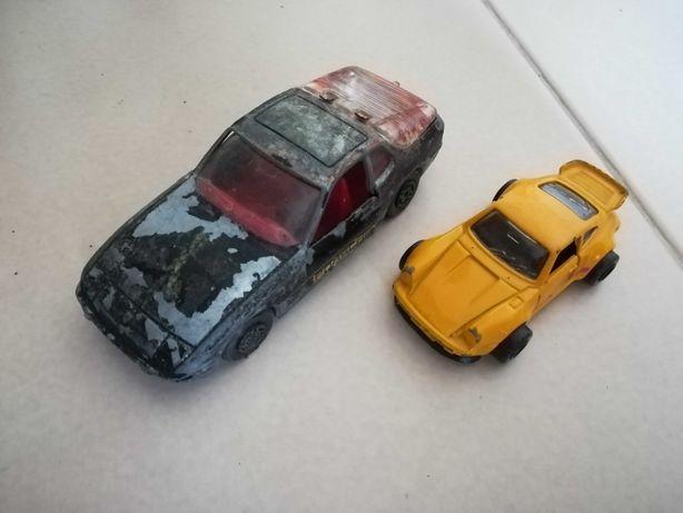 2 miniaturas Porsche