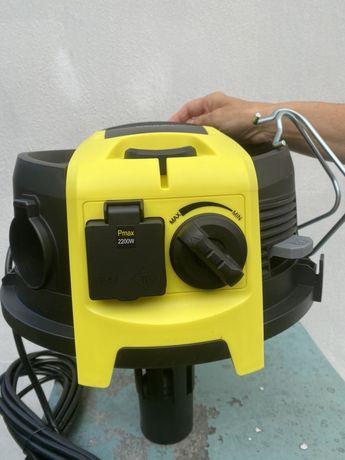 Silnik odkurzacza na mokro i sucho parkside pwd 30 a1 nowy