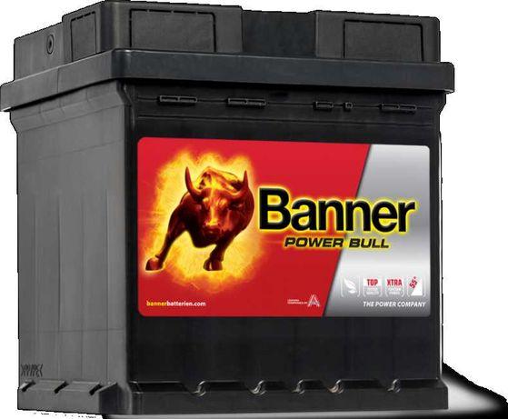 Akumulatory BANNER POWER BULL 42Ah - 95Ah