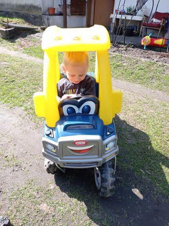 Autko jeep little tikes