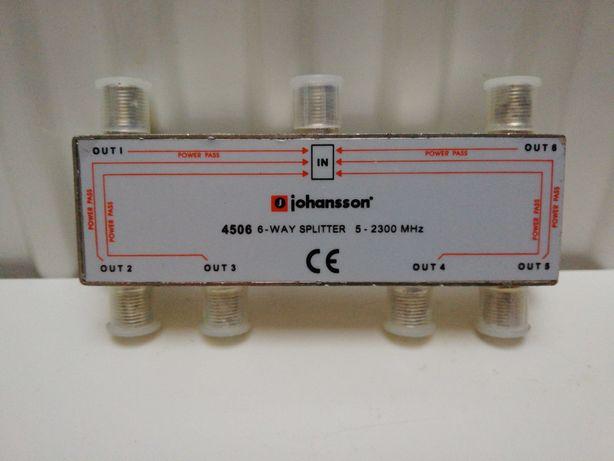 Rozgałęziacz Johansson 4506