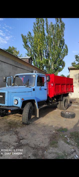 Продам ПЕСОК Щебень Отсев, вывоз строительного мусора Берислав - изображение 1