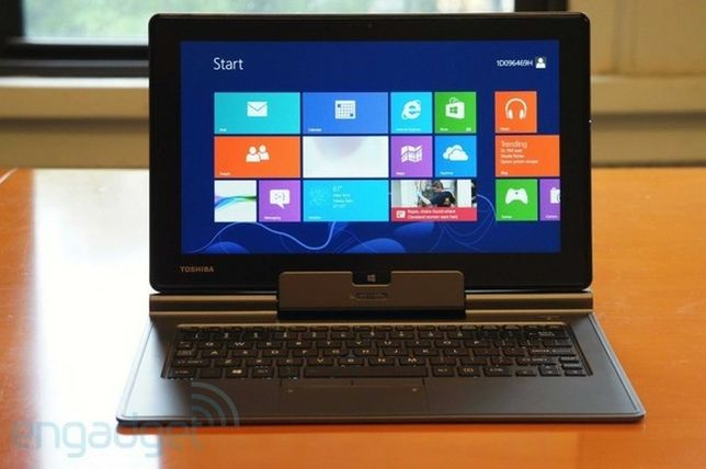 Toshiba linha Profissional i5/8GB/256SSD Ultrabook e Tablet