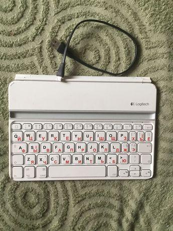Клавиатура Logitech для Ipad mini 1,2,3.