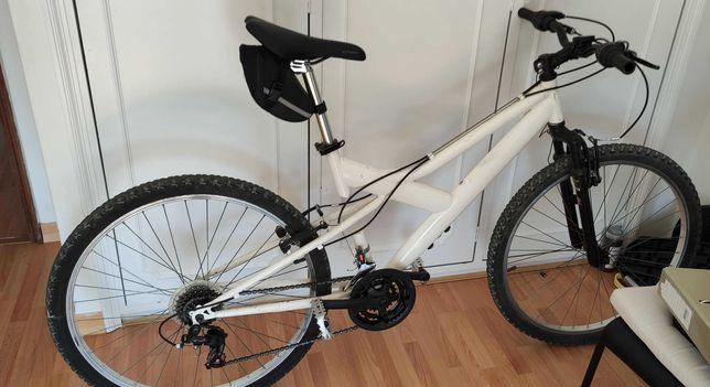 Bicicleta completa para Jovem ou Adulto espigão/selim novos