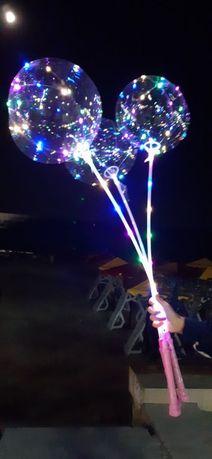 Светящиеся шарики бобо/ шар бобо/Led bobo
