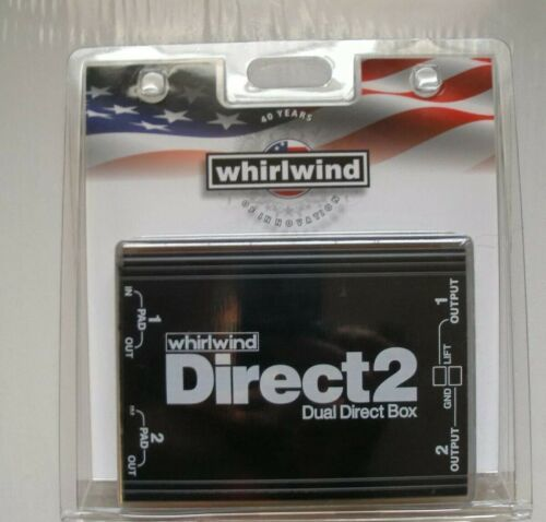 WhirlWind Direct 2