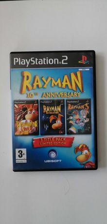 Rayman Anniversary / PS3 / 3xDVD / Ideał