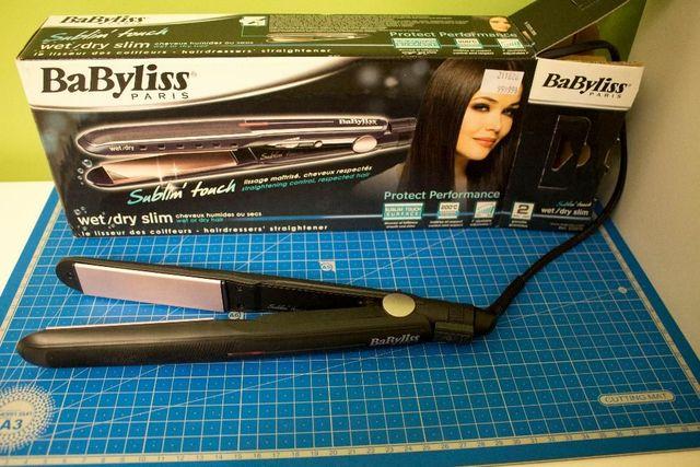 Prostownica do włosów Babyliss