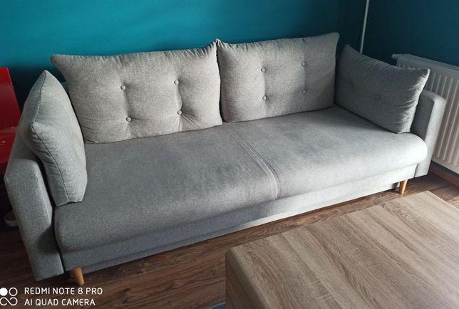 sofa Scandia 3 osobowa z funkcją spania
