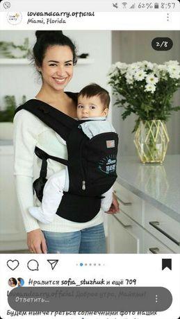 Продам эрго-рюкзак love&carry
