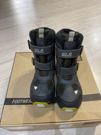 Зимние сапоги ботинки Jack wolfskin