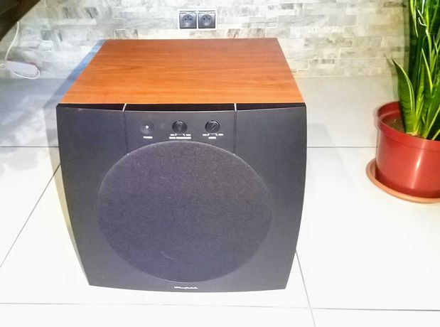 Subwoofer WHARFEDALE CRYSTAL/2 SUB AMP Cherry Wiśniowy