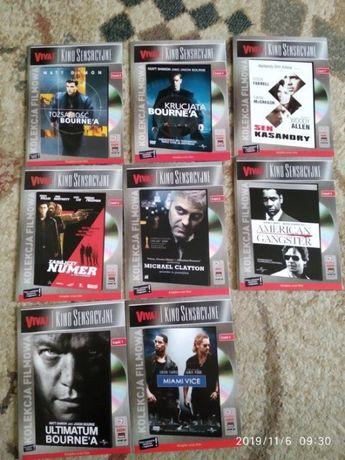 Sprzedam kolekcję Viva DVD-możliwy odbiór osobisty Kościerzyna