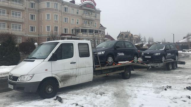 Для 1-2 авто эвакуатор 24 Черноморск порт Илечевск сухой лиман Барабой