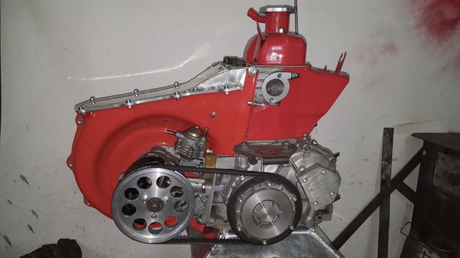Wyważanie układu tlokowo-korbowego Fiat 126p kjs mt gsmp