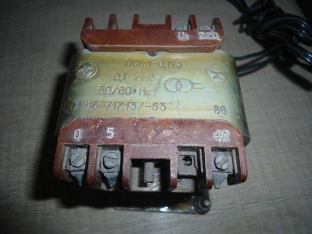 Трансформатор ОСМ1-0,1У3 б/у