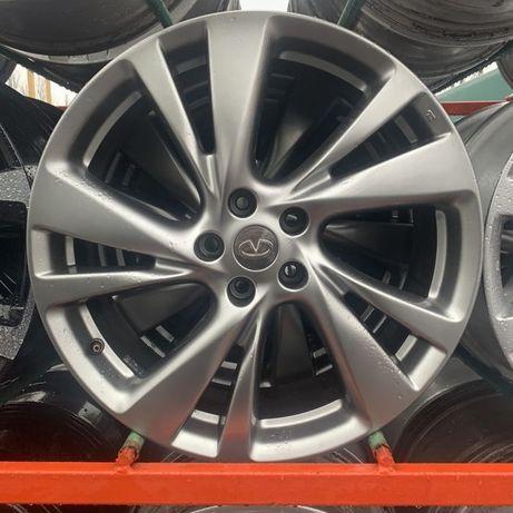 Диски в сборе Lexus RS INFINITI JX35, FX шины 235/55/20 Bridgestone