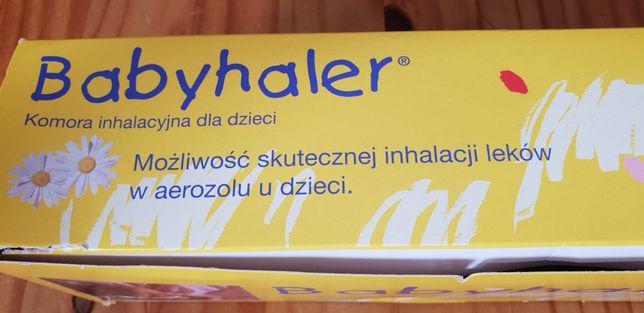 Babyhaler Komora instalacyjną dla dzieci