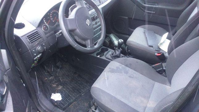Fotele kanapa Opel Meriva A
