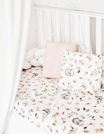 Дитяча постіль, пледи, пеленки