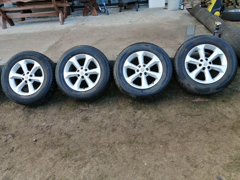 Alufelgi Nissan Navara, Pathfinder 6x114,3 17 cali