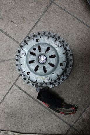 Silnik wentylatora chłodnicy Mercedes W203 lift 2.2 cdi