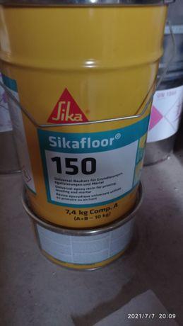 Żywica epoksydowa sikafloor 150
