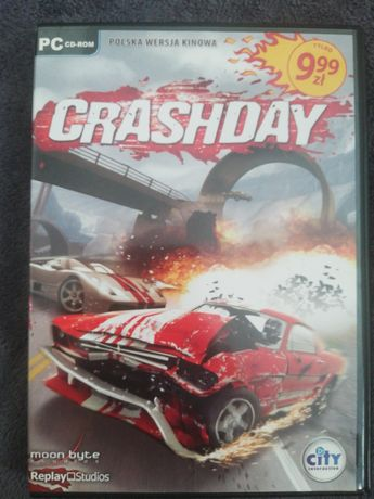 Gra komputerowa Crashday