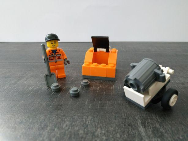 LEGO City 5611 Śmieciarz