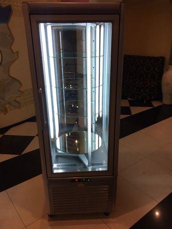 Холодильный шкаф витрина кондитерский  Cold Master (Италия) +2+10