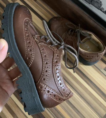 Pantofle r. 24 nowe