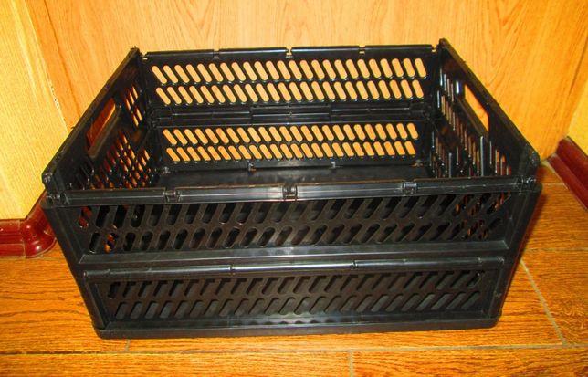 Складные ящики для хранения урожая, хозяйственных нужд