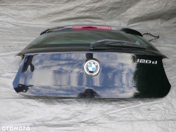 BMW F20 F21 KLAPA BAGAŻNIKA TYŁ 668 SCHWARZ