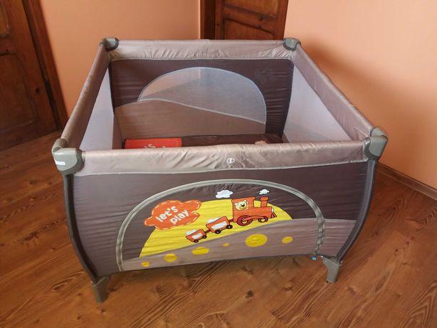 Kojec Baby Design + materac