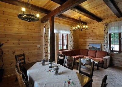 Komfortowe domki z kominkiem na Mazurach- wynajem